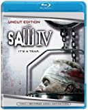 Saw IV: Uncut [Blu-ray]