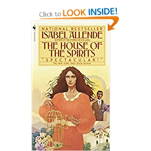 house of the spirits 2 essay The house of the spirits by isabel allende is a novel about penochet's chile during the late 1900's it contains the magical realism that goes on in life.