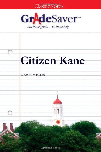 citizen kane essays gradesaver citizen kane orson welles