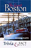 img - for The Great Boston Trivia & Fact Book book / textbook / text book