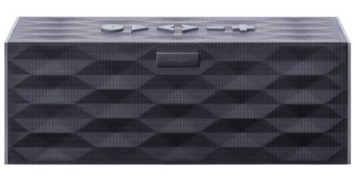 Jawbone Big Jambox Wireless Bluetooth Speaker - Graphite Hex With Carrying Case - Retail Packaging