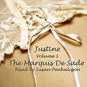Justine: Volume 1 | [Marquis De Sade]