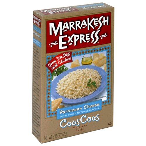 Marrakesh Express Couscous Parmesan, 5.45-Ounce Units (Pack of 12)
