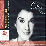 echange, troc Celine Dion - Love Ballads: Best Selection