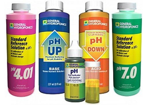 general-hydroponics-ph-70-calibration-solution-8-oz-ph-401-calibration-solution-8-oz-ph-control-kit