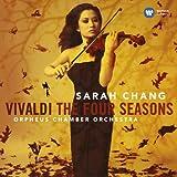 Vivaldi: The Four Seasonsby Sarah Chang