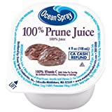 Ocean Spray No Thaw Prune 100% Juice, 4-Ounce Containers (Pack of 48)
