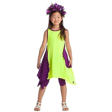 Kid Cute Ture Clothing KidCuteTure Girls T Purple