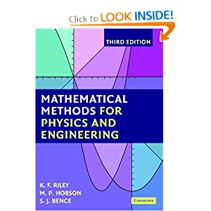 Student solutions manual for Mathematical methods for physics and engineering K. F. Riley, M. P. Hobson