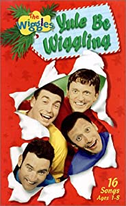 The Wiggles - Yule Be Wiggling Vhs from Lyons / Hit Ent.