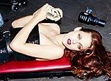 Kristen Stewart 24X36 Poster Banner - Smokin Hot! New! #09
