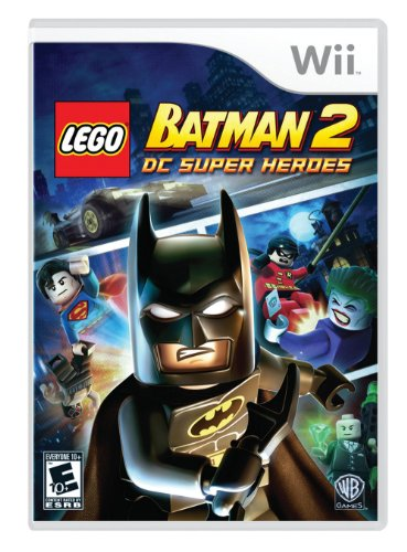 Batman Lego Video Game