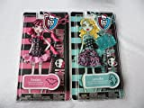 Monster High 2 Dolls Fashion Lagoona Blue and Dracylaura Fashions