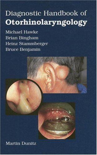Diagnostic Handbook of Otorhinolaryngology
