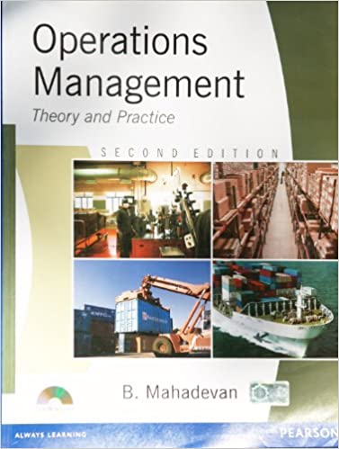 OPERATIONS MANAGEMENT THEORY AND PRACTICE BY VAN PDF DOWNLOAD