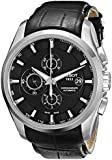 Tissot Men's T0356271605100 T-Trend Couturier Black Chronograph Dial Watch