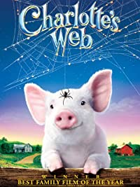 Charlotte's WebNon Cartoon Family Movies: Best non cartoon family movies that parents will actually enjoy too for family movie night or anytime.