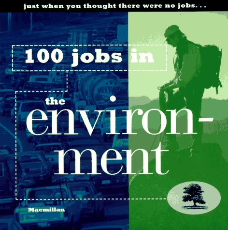100 Jobs in the Environment PDF