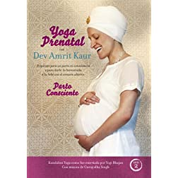 Yoga Prenatal 2: Parto Consciente