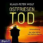 Ostfriesentod Hörbuch von Klaus-Peter Wolf Gesprochen von: Klaus-Peter Wolf