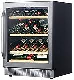 Cave--vin-de-service-1-temp-50-bouteilles-Noir-AVINTAGE-ACI-AVI573E-Encastrable