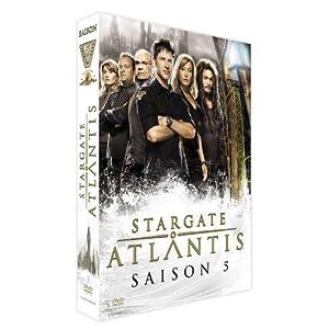 Stargate Atlantis, saison 5 - Coffret 5 DVD