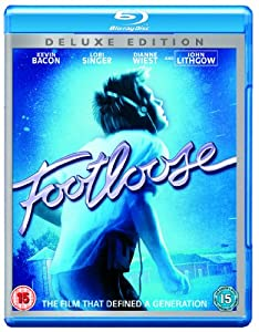 Footloose (1984) [Blu-ray] [1986] [Region Free]