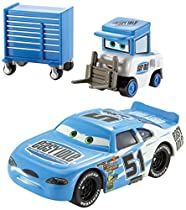 Disney/Pixar Cars Piston Cup 1:55 Scale Diecast Vehicles - Ruby