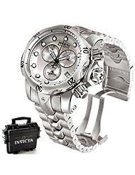 Invicta 5730 Men's Swiss Oversized Reserve Subaqua Venom Stainless Steel Bracelet Chronograph Watch