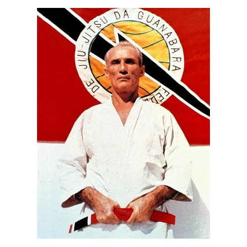 Amazon.com : Grand Master Helio Gracie Poster : Prints : Everything