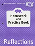 California Reflections, Homework and Practice Book, Grade 1: A Childs View (Ca Reflections 07)