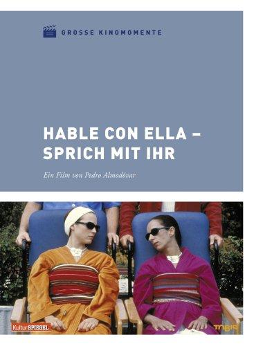 Sprich mit ihr - Hable con ella - Große Kinomomente [Alemania] [DVD]