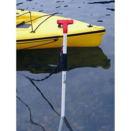 Kayak Pole Anchor 6ft Mud Stick Shallow Water Canoe Kayak - Import It All