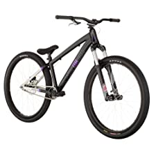 Diamondback 2013 2nd Assault Dirt Jump and Park Bike with 26-Inch Wheels  (Black, 13-Inch/Medium)