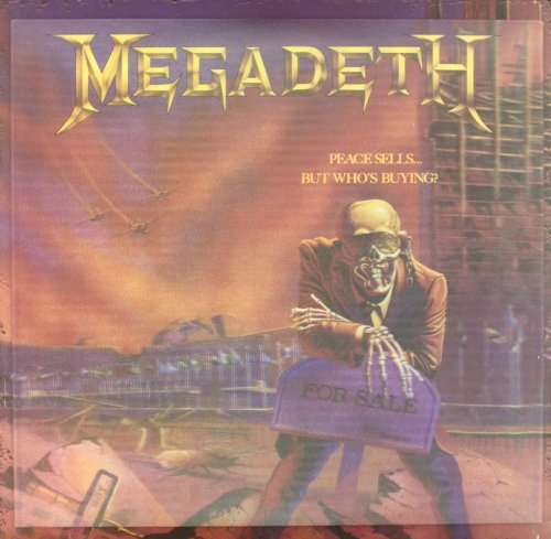 Peace Sells... But Who's Buying (Deluxe 5 Disc + 3 LP Box Set) by Megadeth