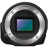 SONY ミラーレス一眼 レンズスタイルカメラ QX1 ボディ ブラック ILCE-QX1