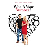 What's Your Number? ~ Anna Faris