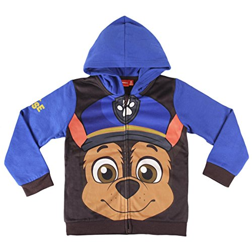 sudadera-chase-patrulla-canina-paw-patrol-azul-3-anos-98-cm