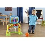 Vtech Smart Shots Sports Center Basketball Soccer Child Learning Toy