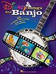 Disney Songs For Banjo Bjo Bk