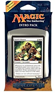 MTG Magic the Gathering Core Set 2014 M14 Intro Deck Bestial Strength