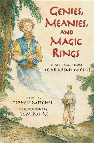 Genies, Meanies, and Magic Rings, STEPHEN MITCHELL