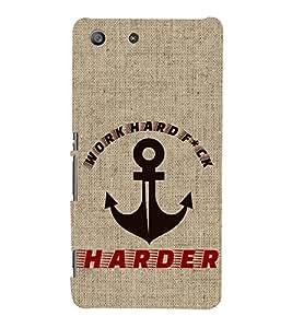 Anker Design 3D Hard Polycarbonate Designer Back Case Cover for Sony Xperia M5 Dual E5633 E5643 E5663 :: Sony Xperia M5 E5603 E5606 E5653