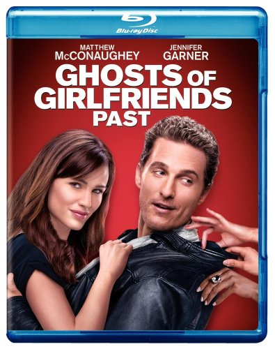 Cover art for  Ghosts of Girlfriends Past [Blu-ray]