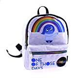 Disney Pixar Inside Out 12 Inch Mini-Backpack - One of Those Days