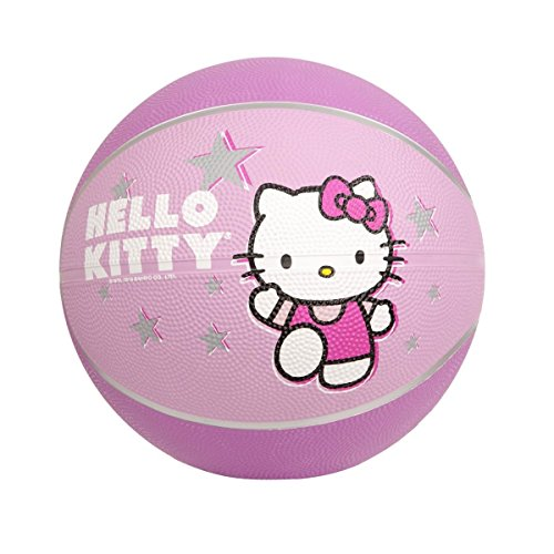 Hello-Kitty-Sports-Mini-Basketball-7-Inch-Pink