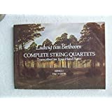 Complete String Quartets Transcribed for Four-Hand Piano, Series 1