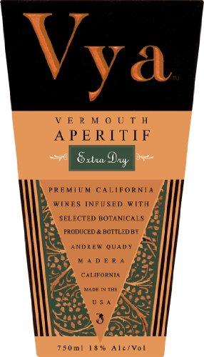 Quady NV  Vya Extra Dry Vermouth blend - White 750ML
