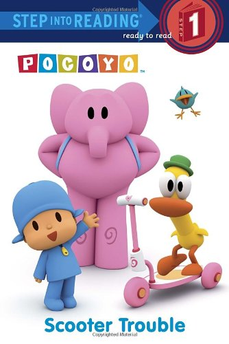 Scooter Trouble (Pocoyo. Step Into Reading)