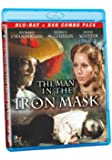 The Man In The Iron Mask [Blu-ray + DVD]